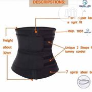 Waist And Tummy Trainer/Trimmer Double Compression Control Shapewear | Tools & Accessories for sale in Lagos State, Ojo