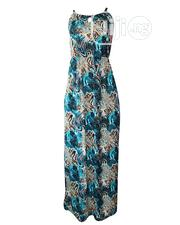 Maxi Lycra Dress - Multi | Clothing for sale in Lagos State, Ikeja