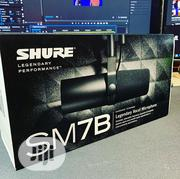 Shure SM7B Condenser Microphone | Audio & Music Equipment for sale in Lagos State, Ojo