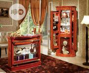 Brown Wine Bar With Counter | Furniture for sale in Lagos State, Ojo