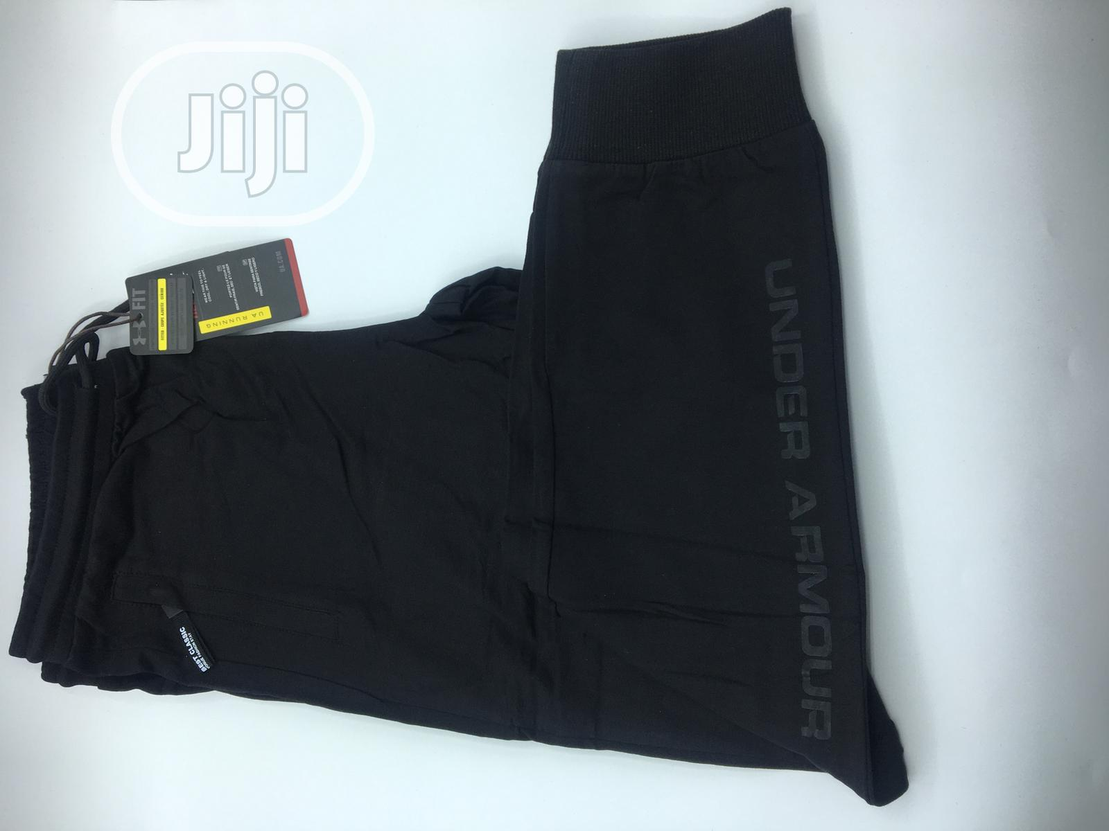 Under Armour Joggers   Clothing for sale in Kado, Abuja (FCT) State, Nigeria