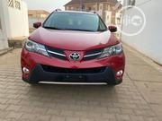 Toyota RAV4 2014 Red | Cars for sale in Abuja (FCT) State, Durumi
