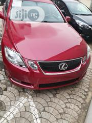 Lexus GS 2006 300 Automatic Red | Cars for sale in Lagos State, Gbagada