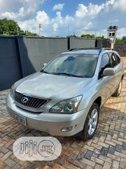 Lexus RX 2008 350 Silver | Cars for sale in Ondo State, Akure