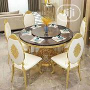 Dinning Table And 6 Chairs | Furniture for sale in Lagos State, Ojo