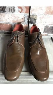 Amen NEXT ITALIA Brown Patent Leather Shoes | Shoes for sale in Lagos State, Ikeja