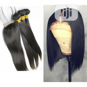 12 Inches Closure Wig | Hair Beauty for sale in Lagos State, Kosofe