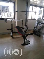American Premium Quality Commercial Weight Bench | Sports Equipment for sale in Lagos State, Ikoyi