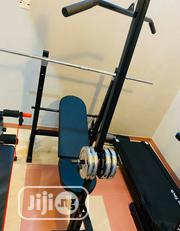American Premium Commercial Weight Bench | Sports Equipment for sale in Lagos State, Ibeju