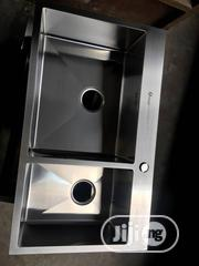 Hand Made Kitchen Sink For Sale | Restaurant & Catering Equipment for sale in Lagos State, Mushin