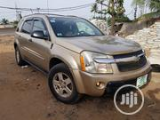 Chevrolet Equinox 2005 LS AWD Gold | Cars for sale in Lagos State, Ifako-Ijaiye