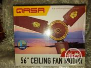 "QASA 56"" Long Blades Ceiling Fan 