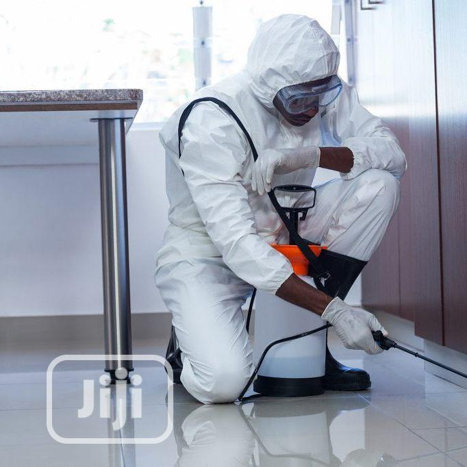 Disinfectantion/Decontamination | Cleaning Services for sale in Lekki Phase 1, Lagos State, Nigeria