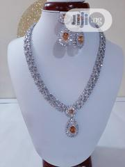 Zirconia Jewelry Set With Bracelet And Ring | Jewelry for sale in Lagos State, Ikeja