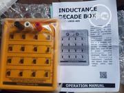 Lutron L Box-405 Inductance Decade Box | Measuring & Layout Tools for sale in Lagos State, Ojo