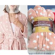 Ladies Plush Fleece Bathrobe | Clothing for sale in Lagos State, Lagos Island