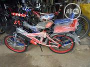 Size 20 Children Bicycle With Carrier and Basket | Toys for sale in Rivers State, Port-Harcourt