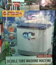 Qasa 5.5kg Twin Tub Washing And Spining Machine | Home Appliances for sale in Lagos State, Ikotun/Igando