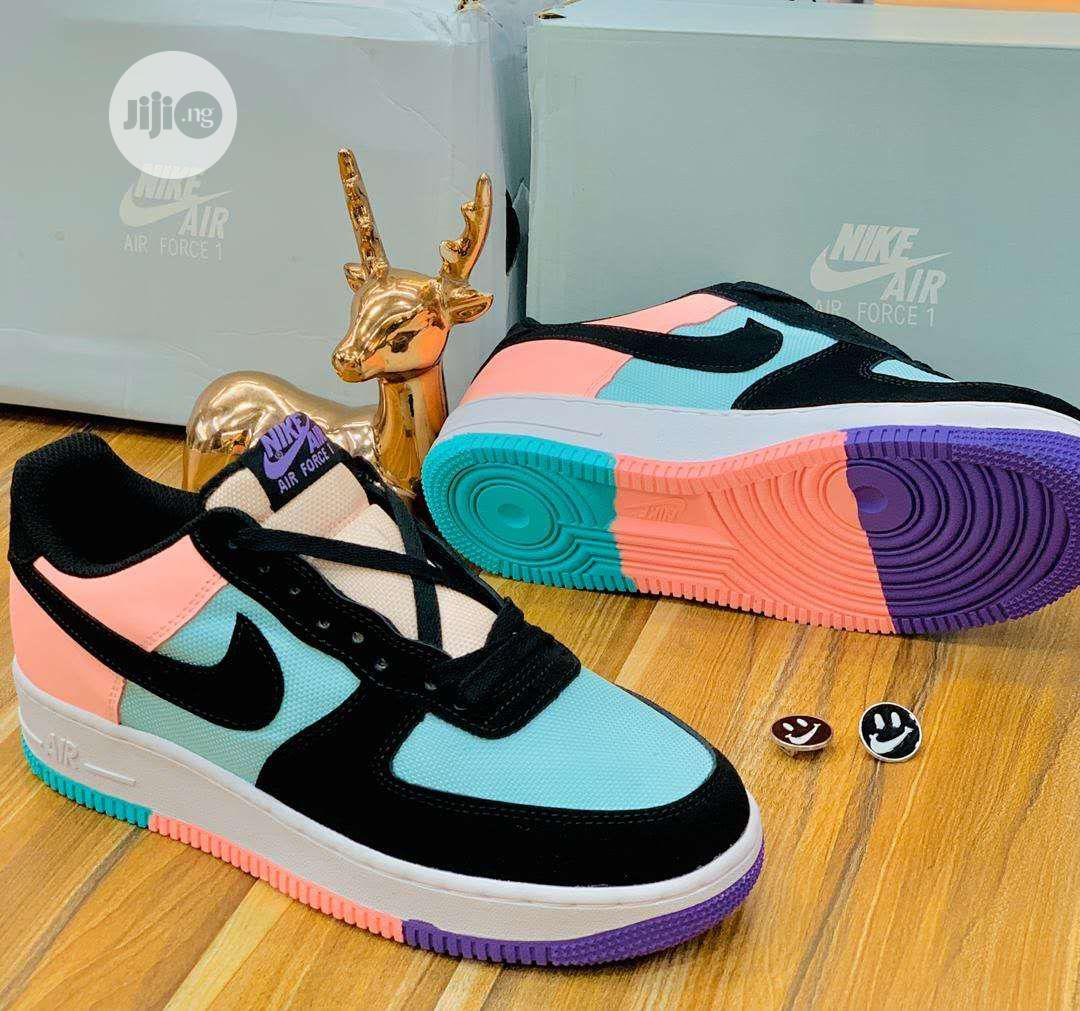 Quality Air Force Mike Sneaker | Shoes for sale in Lagos Island, Lagos State, Nigeria