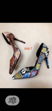 New Ladies Leather Skin Shoe | Shoes for sale in Lagos State, Lagos Island