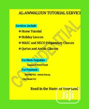 Tutorial Services | Classes & Courses for sale in Kano State, Tarauni
