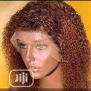 Honey Brown Frontal Water Curls Wig | Hair Beauty for sale in Oyo State, Ibadan
