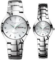 Men and Women Adorable Watches Luxury Waterproof Quartz Wrist Watch | Watches for sale in Lagos State, Oshodi-Isolo