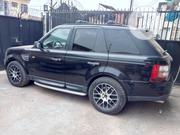 Land Rover Range Rover Sport 2006 Black | Cars for sale in Lagos State, Yaba