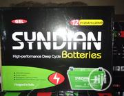 120ah 12v Syndian Battery | Electrical Equipment for sale in Lagos State, Lagos Island