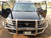 Honda Pilot 2004 LX 4x4 (3.5L 6cyl 5A) Black | Cars for sale in Akwa Ibom State, Uyo