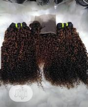 Pixie Curls 18inches With Frontal | Hair Beauty for sale in Lagos State, Lagos Island