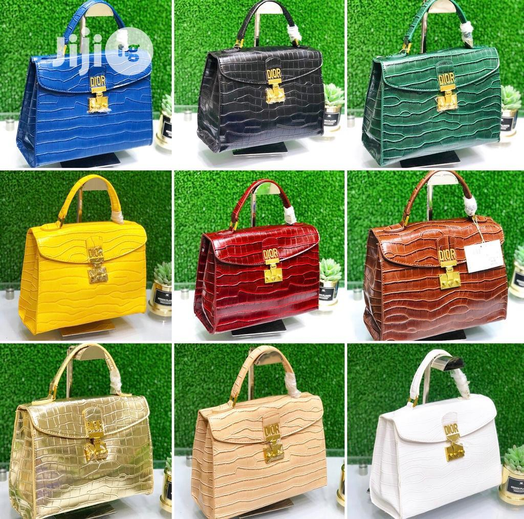 Beautiful High Quality Classic Ladies Handbags | Bags for sale in Garki 1, Abuja (FCT) State, Nigeria