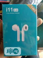 I11 Bluetooth Tws Wireless Earphone Headset | Headphones for sale in Lagos State, Ajah