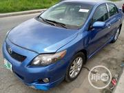 Toyota Corolla 2009 Blue   Cars for sale in Rivers State, Port-Harcourt