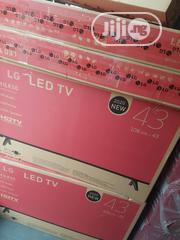 Original 43 Inches LG TV   TV & DVD Equipment for sale in Lagos State, Lekki Phase 1