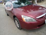 Honda Accord 2.4 Type S Automatic 2004 Red | Cars for sale in Rivers State, Port-Harcourt