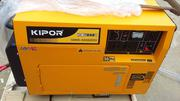 Kipor Kde7000t DIESEL Generator Set | Electrical Equipment for sale in Lagos State, Amuwo-Odofin