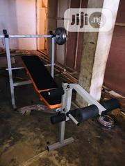 Weight Bench   Sports Equipment for sale in Lagos State, Oshodi-Isolo