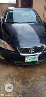 Lexus IS 2007 250 AWD Blue | Cars for sale in Abia State, Obi Ngwa