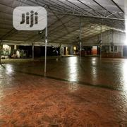Decorative Stamped Concrete Flooring | Building & Trades Services for sale in Anambra State, Idemili