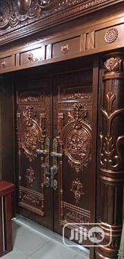 Copper Door With Steel | Doors for sale in Lagos State, Orile