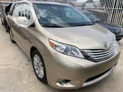 Toyota Sienna 2011 Limited 7 Passenger Gold   Cars for sale in Lagos State, Oshodi-Isolo