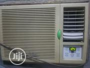 Samsung 1.5hp Window Unit Air_condintioner   Home Appliances for sale in Lagos State, Apapa