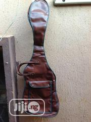 Freshly Imported Leather Made Guitar Bag | Musical Instruments & Gear for sale in Lagos State, Ikeja