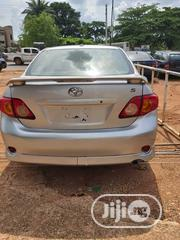 Toyota Corolla 2010 Silver | Cars for sale in Edo State, Benin City