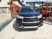 Toyota Highlander 2015 Black | Cars for sale in Lagos State, Amuwo-Odofin