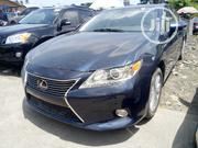 Lexus ES 2015 Blue | Cars for sale in Lagos State, Apapa