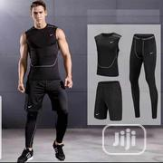 Full Set Of Compression Sport Wear | Sports Equipment for sale in Lagos State, Surulere