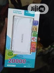 Romoss 20000mah Powerbank | Accessories for Mobile Phones & Tablets for sale in Lagos State, Ikeja