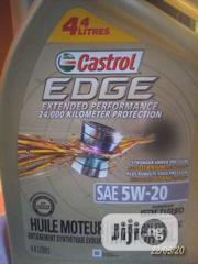 Castrol Edge Engine Oil,Just Imported From Canada. | Vehicle Parts & Accessories for sale in Lagos State, Ikeja